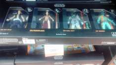 Walmart: 4 figuras de Black series Star Wars $299