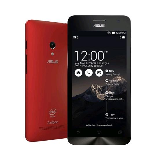 """Tienda Orange: Telefono Asus pantalla 5"""" 2gb ram 4 nucleos 8GB de alamcanamiento"""