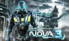 Google Play: N.O.V.A 3: Freedom Edition, GRATIS