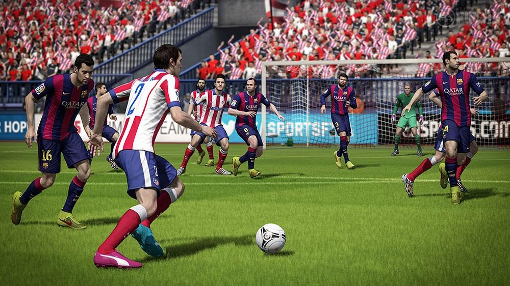 Xbox Live: 50% de descuento en FIFA 15 para Xbox One y Xbox 360