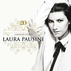 Google Play: disco grandes éxitos Laura Pausini $10