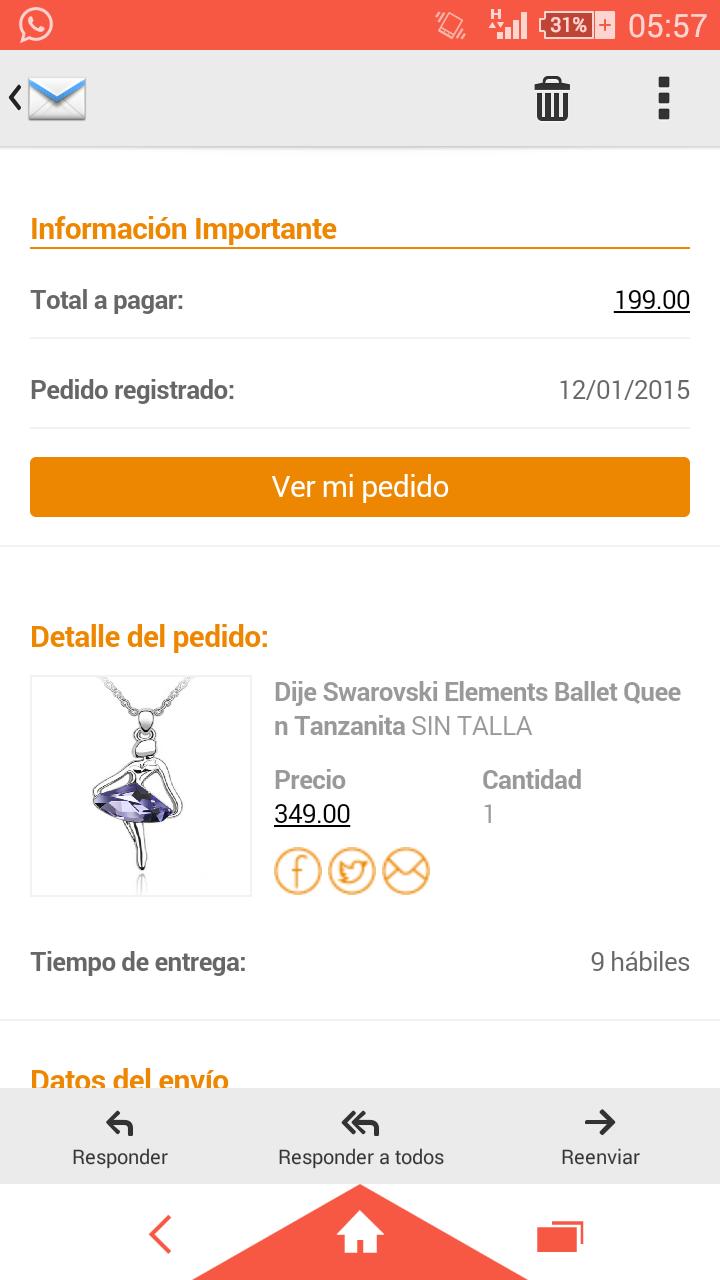 Linio: $150 de descuento en joyería con mínimo de compra (solo en app)