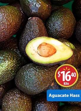 Martes de frescura en Walmart enero 13: aguacate $16.40 el kilo y más