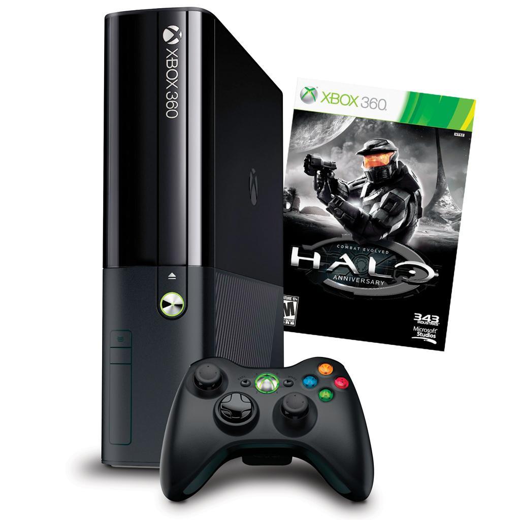 Famsa: XBOX 360 4GB + Halo Anniversary $2,799 (con cupon de bienvenida)