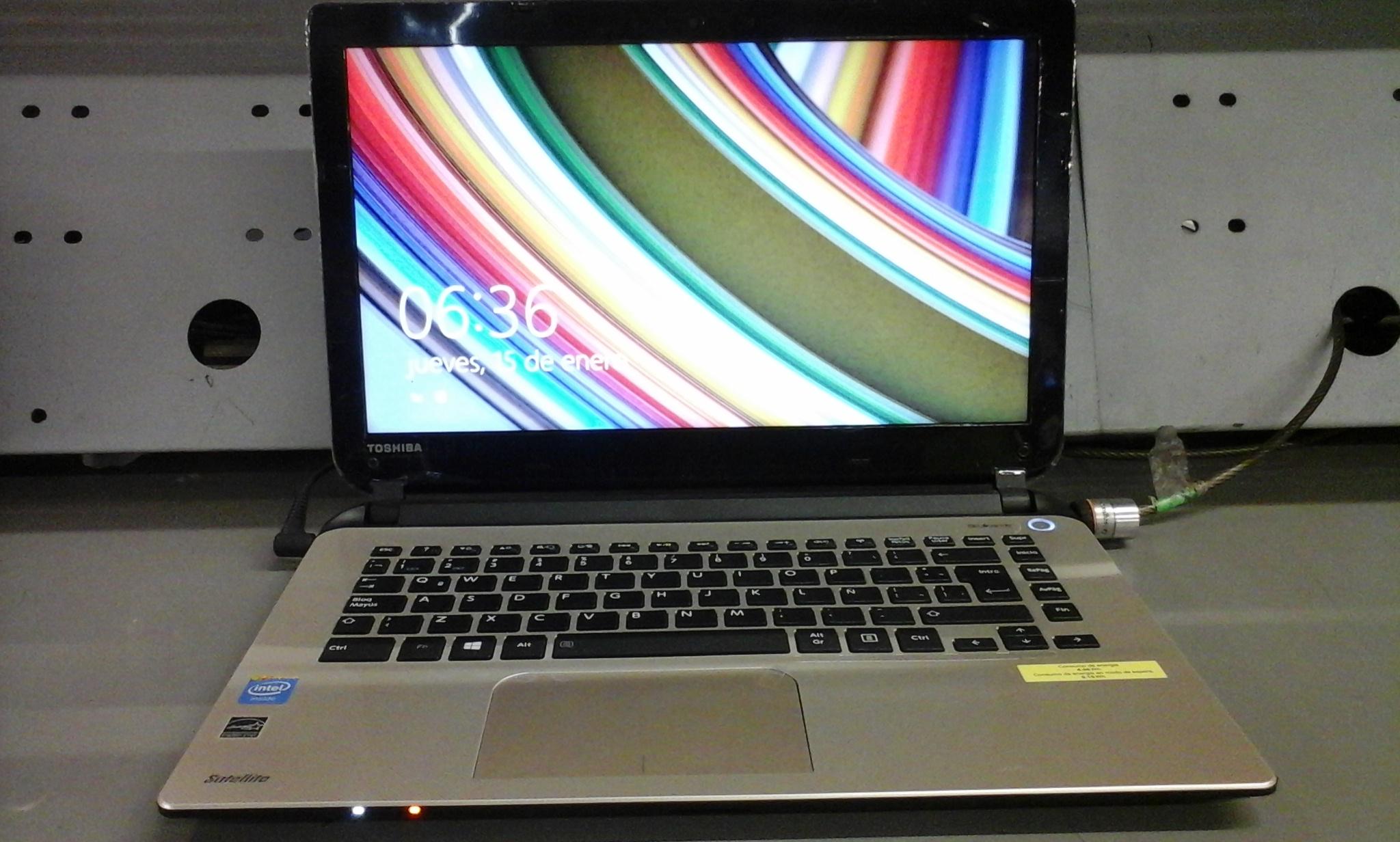 Walmart: Laptop Toshiba L-45 - B4380SM $6,499