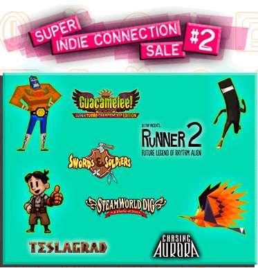 Nintendo eShop: Indie sale (ofertas en juegos de estudios independientes)