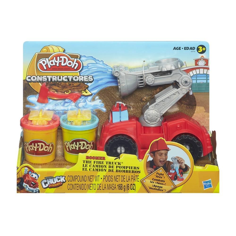 Walmart.com.mx Carros de Chuck y sus amigos/Play Doh