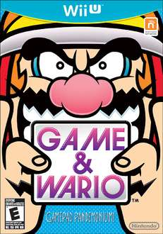 Mixup: videojuego Game and Wario Wii U $329