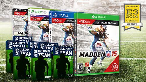 Walmart: videojuego Madden 15 limited edition $499