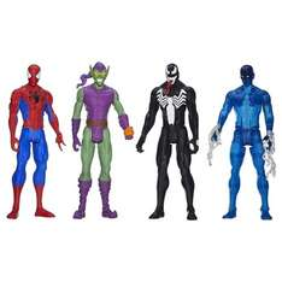 Soriana: figuras Titan Hero Series $40