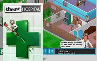 Origin: juego Theme Hospital gratis para PC