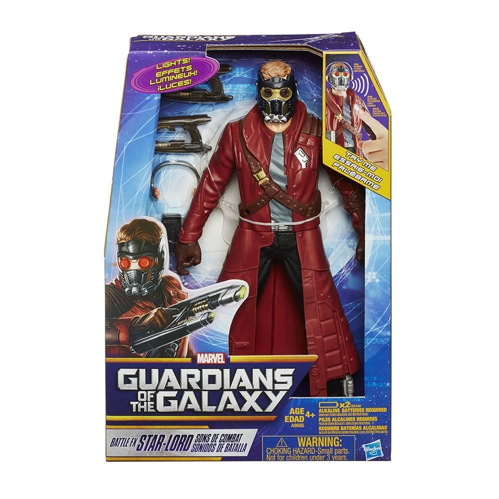 Walmart: Figura Starlord Guardianes de la Galaxia Mitad de precio