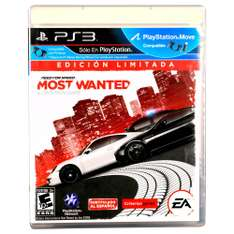 Walmart: Need For Speed Most Wanted PS3