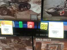 Walmart: ofertas en mega blocks de Call of Duty