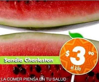 Miércoles de Plaza en La Comer marzo 26: sandía $3.90 el kilo y más
