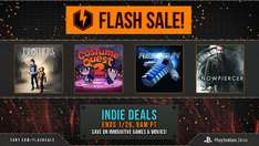 PSN Store: Indie Flash Sale
