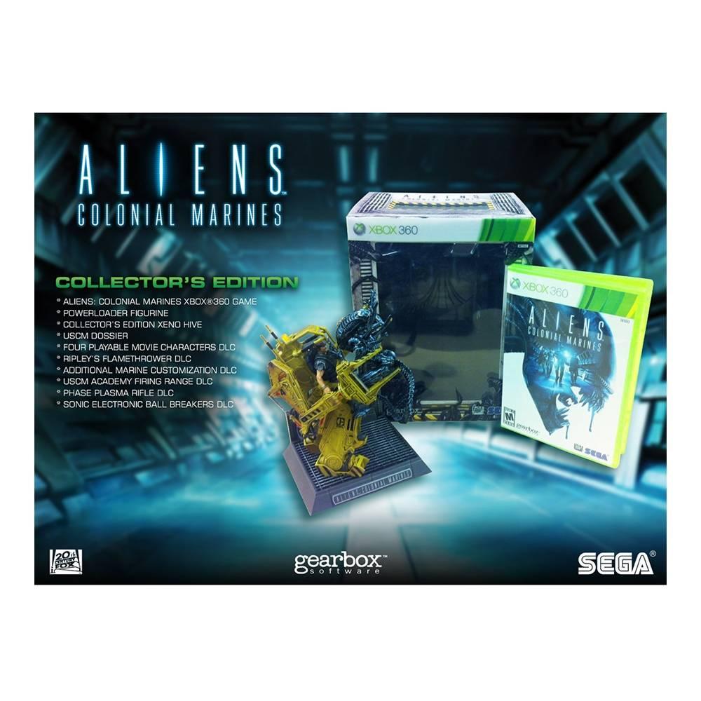 Walmart Online: Aliens Colonial Marines Edicion de coleccion Xbox 360