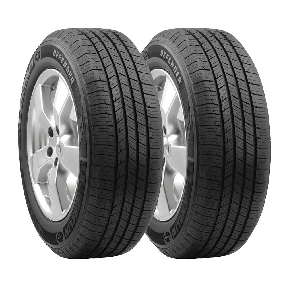 Walmart: 2 Llantas 175/70R13 Michelin Defender por $1,980