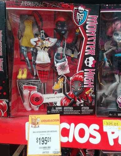 Walmart: liquidación de juguetes enero 2015