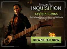Música del juego Dragon Age: Inquisition gratis