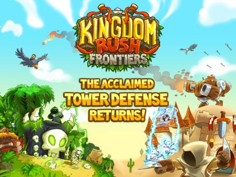 Kingdom Rush Frontier y HD gratis hoy en iTunes