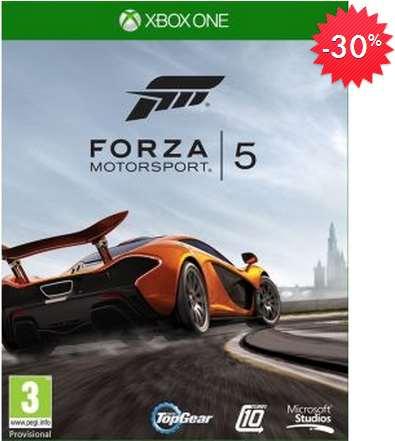 Forza 5 o Battlefield 4 para Xbox One $664, Final Fantasy XIV para PS4 $690 y más