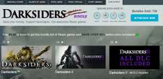 Bundle Darksiders para PC $135