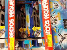 Mercado Soriana: Remolque Hot Wheels $175