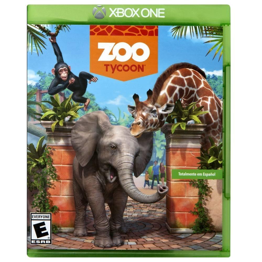 Walmart: VIDEOJUEGO PARA XBOX ONE ZOO TYCOON $199