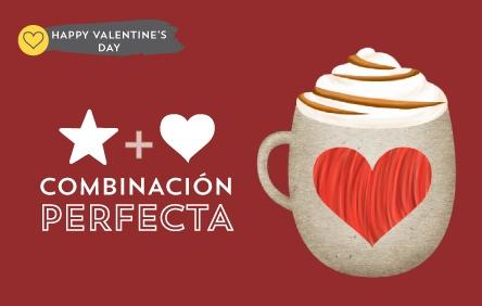 Starbucks: oferta de 14 de febrero (del 9 al 14 de febrero)