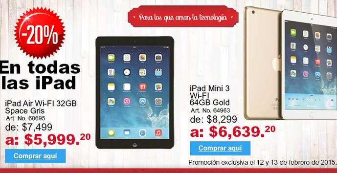 Office Depot: iPad Air $5,279, iPad Air 2 $6,639, iPad Mini 3 $5,279