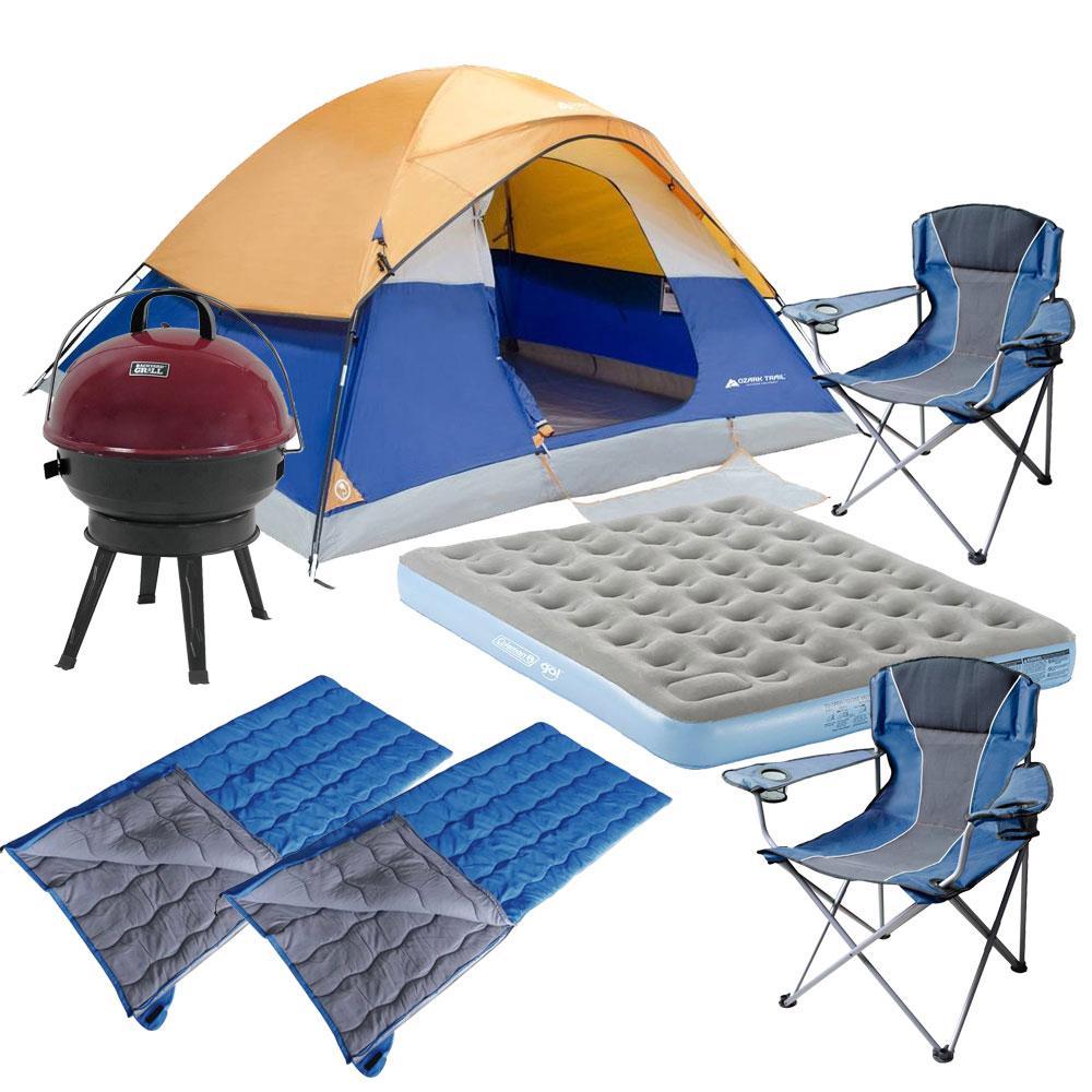 Walmart: combo camping 5 SUPERCOMBO $ 2,290