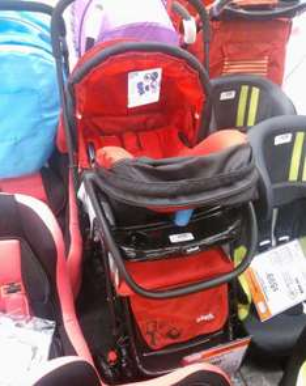 Chedraui carriola infanti 4 en 1 modelo ts230 $499