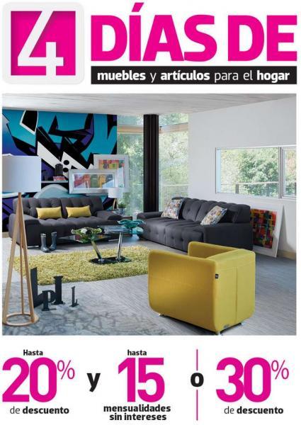 Liverpool 4 d as de ropa accesorios muebles y art culos for Muebles y articulos para el hogar