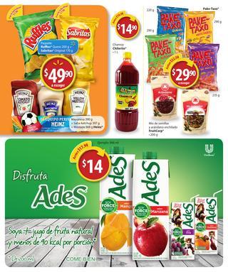 Folleto de ofertas en Walmart del 16 de febrero al 4 de marzo