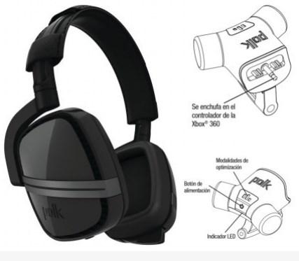 Amazon.co.uk: Polk Audio Melee Headset £23.66