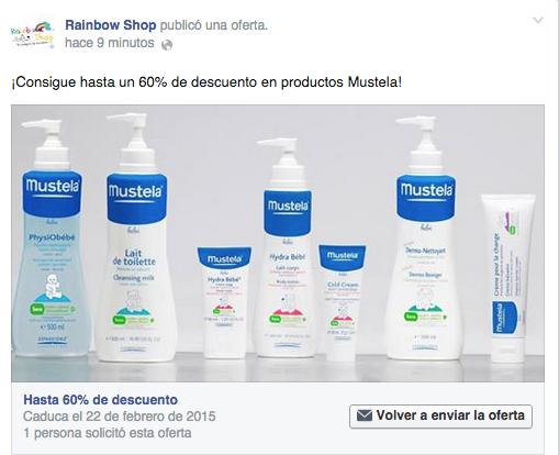 Kichink: hasta 60% de Descuento en Productos Mustela