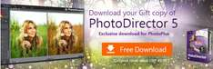 Programa PhotoDirector 5 gratis
