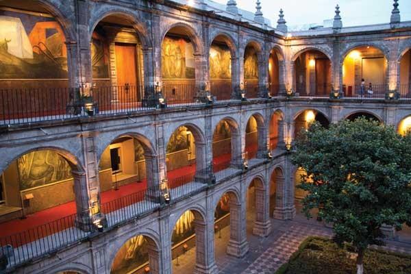 Entrada gratis los martes al Museo del  Antigüo Colegio de San Ildefonso (DF)   