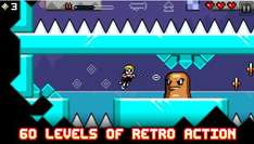 Juego Mutant Mudds gratis para iPhone y iPad (regular $119)