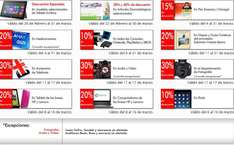 Sanborns: 20% de descuento computadoras y tablets HP y Lenovo, 30% en audio y video y más