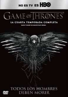 Blockbuster: Game Of Thrones 4ta Temporada BluRay