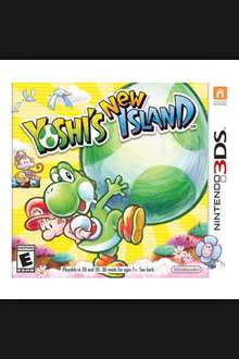 Sam's Club: Yoshi new island 3ds $299