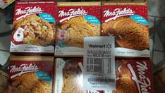 Walmart, Galletas Mrs. Fields navideñas, de 49.90 a 5.03