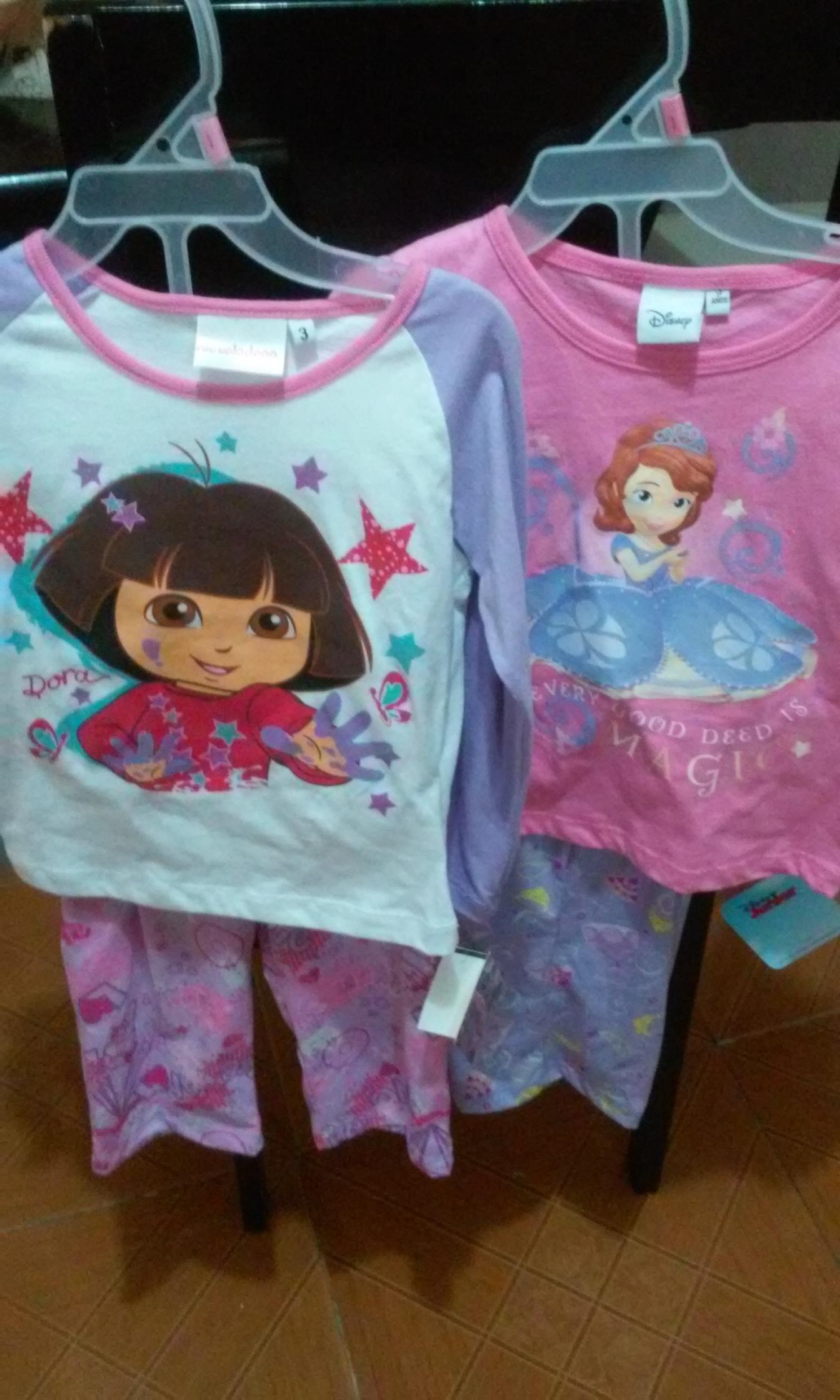 Soriana Perinorte (C.Izcalli): Pijamas de $149.90 en $44.97 (70% de descto)