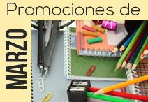 Folleto Marzo OfficeMax: Audífonos gratis en compra mínima de $1000 en varios departamentos