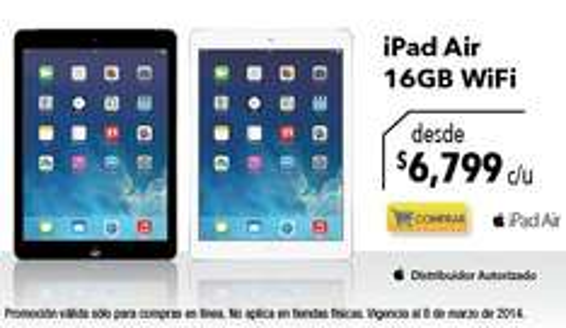 Best Buy: $1,000 de descuento en todas las iPad Air