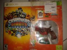 SAMS Polanco: Skylanders Giants Portal Owners Pack para Xbox 360 $99.01