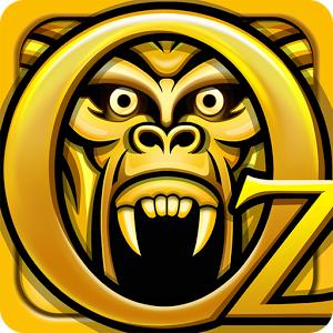 App de la semana en la Appstore: Temple Run: Oz GRATIS