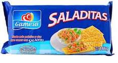 chedraui: galletas saladas de 186gr a $3.5 (normal $10)